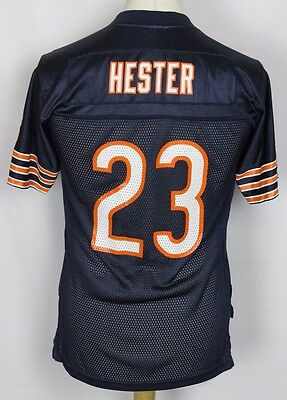 Hester #23 Chicago Bears Nfl American Football Jersey Youths Large Reebok