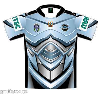 Cronulla Sharks 2017 9's Jersey Mens & Kids Sizes NRL Auckland Nines In Stock!!