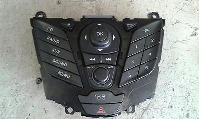 Ford Fiesta - 8A6T11K811Be - Audio Control Panel - Ncs1186822