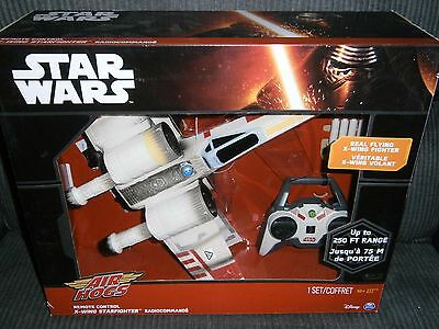 Air Hogs Star Wars Remote Control X-Wing Starfighter Flys Upto 75M! Rrp$139.00