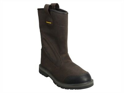 Roughneck Clothing RNKHURR9 Hurricane Rigger Boots Composite Midsole UK 9 Euro 4