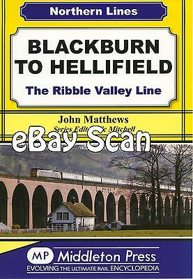 Railway Book Middleton Press LMS Blackburn to Hellifield  The Ribble Valley Line
