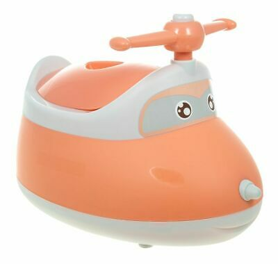 Kids Baby Child Toddler Potty Loo Trainer Toilet Seat Chair Back Rest Boy Girl
