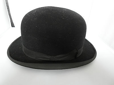 Vintage Bowler Hat Cushion Fitting