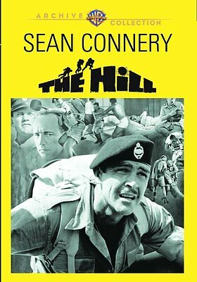 THE HILL (1965 Sean Connery) - DVD - UK Compatible -  sealed