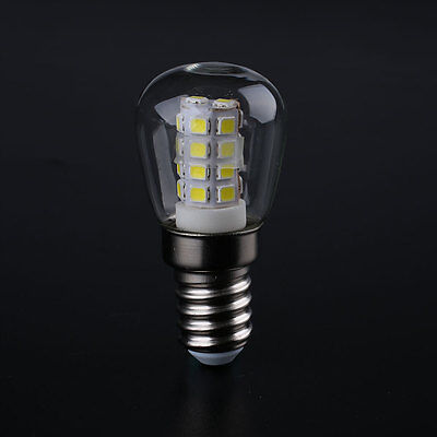E14 220-240V 3W LED Bulb Lamp For Home Fridge Indoor Appliance Corn Light