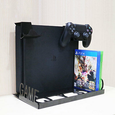 Durable Bracket For Wall Stand Mount Holder For PS4/PS Slim/PS Pro Console