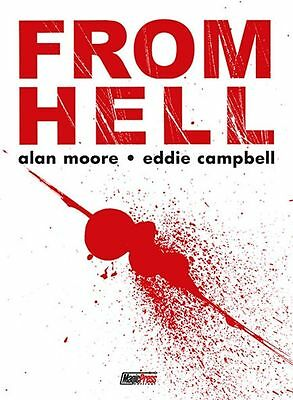 From Hell edizione integrale Alan Moore Eddie Campbell NUOVO