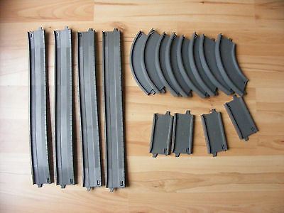 Thomas & Friends Train Road Track Plastic TOMY Ascending Straight Curve Lot  16