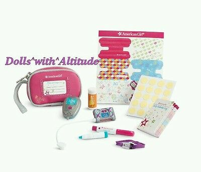NEW American Girl Diabetes Care Kit for your Doll!