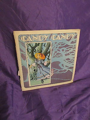 Album:candy-Candy ,panini 1980,completo