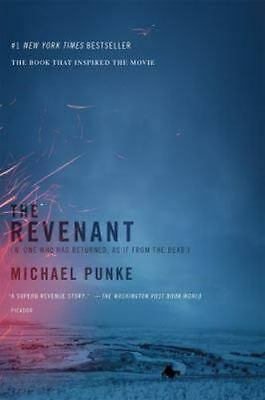 NEW - The Revenant: A Novel of Revenge by Punke, Michael