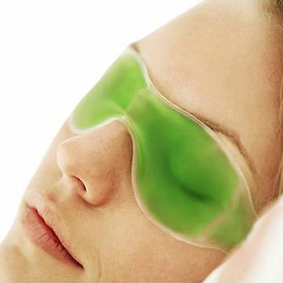 Cozy Reduce Dark Circles Relieve Eye Fatigue Sleep Mask Eye Gel Ice Goggles Pack