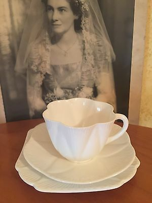 Antique Vintage Trio Cup Saucer Plate Afternoon High Tea Dainty Shelley Bone