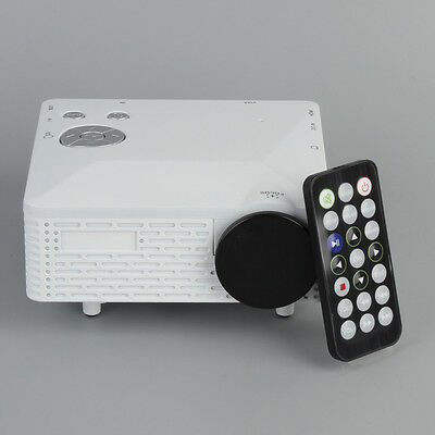 Mini Beamer projector 1080P LED Video Projektor LCD Player