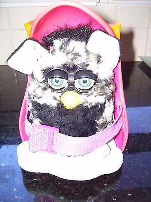 FURBY ORIGINAL - very talkative, 'Sleepy Time',scarce .....Great condition