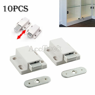 Magnetic Release Pressure Push To Open Touch Cabinet/Cupboard Door Catch Latch