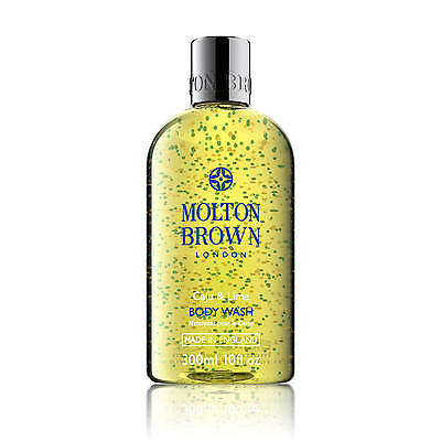 Molton Brown Caju & Lime Shower Gel / Body Wash 300ml - BRAND NEW (Ltd Edition)