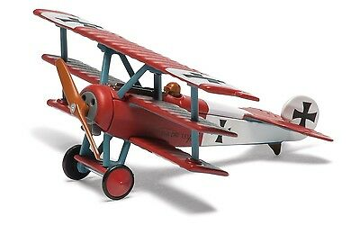 CS90612 Corgi Fokker DR1 WW1 Centenary Collection Die-cast Plane Gift New UK