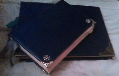 Blank Journal Spell Book of Shadows / Mirrors Witchy Grimoire Pagan Witchcraft