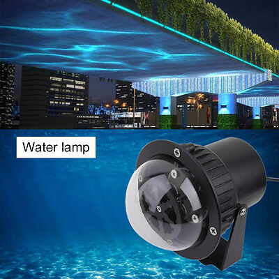 Waterproof Rotating Lights Switchable Pattern Lens Christmas Laser ##MC