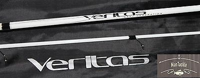 ABU GARCIA VERITAS 2 piece fishing spinning jigging rod graphite 213cm