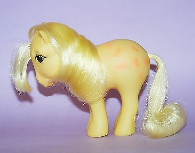 Mein kleines / My Little Pony G1 Greek Butterscotch Lemonsita by El Greco
