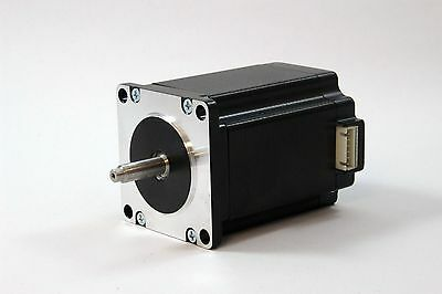 Nema 23 Stepper Motor Bipolar with 4-lead wires 7mm shaft / connector included