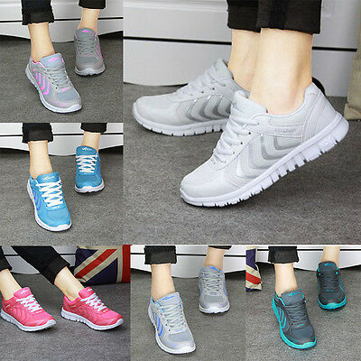 Womens Trainers Fitness Gym Sports Running Shock Shoes Sports