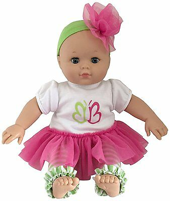Madame Alexander Babble Baby Little Sister 14'' Baby Doll New