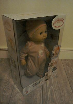 Baby Annabell Learn to Walk  Zapf Brand New & Sealed Express Delivery Available