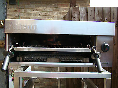 Falcon Commercial Natural Gas Grill