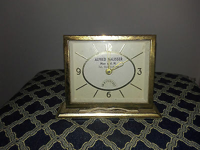 orologio da tavolo mobelwerkstatten. made in germany. vintage