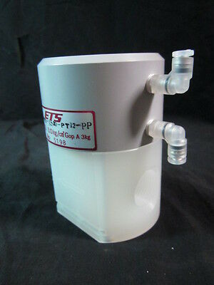 ETS PVD-AS20-PT12-PP Valve Poly Pro AIR OPERATION VALVE