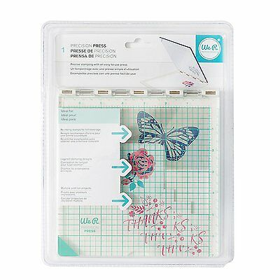 We R Memory Keepers Precision Press For Stamping up 663007