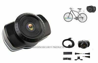Cyclecam Rearview WiFi Bike Camera  video recording  picture snap 720P Digital