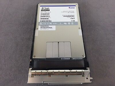 Sun Oracle 73GB SSD SAS 371-5049 Hard Disk Drive 7011094 Z16IZF3D-73UCT-ORC STEC