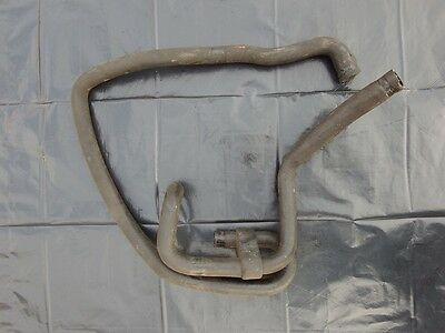 Genuine MG ZR Rubber Coolant Water Hose Pipes for Engine 1.4