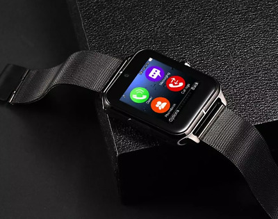RWATCH M26 BLUETOOTH MONTRE CONNECTÉE smartphone iPhone Android IOS Sony BLEU