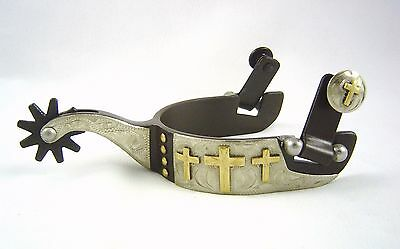 Women's Spurs Three Cross Spurs Ladies'