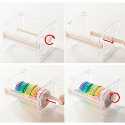 Cloud Desktop Product Office Stationery Packing Tape Cutter Hand Accounts AU