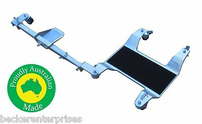 Motor Mover 300PU Side Stand Motorbike/Motorcycle Dolly (Made in Australia)