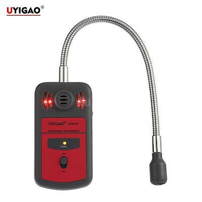 Combustible Gas Detector Gas Leak Location Determine Test Meter with Alarm I3E1