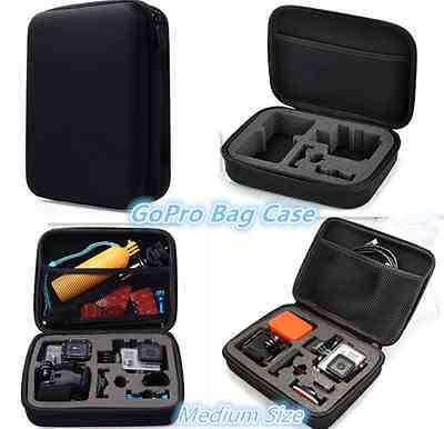 High Quality Waterproof Storage Carry Case Bag For GoPro 4 3 2 Camera Go Pro HD