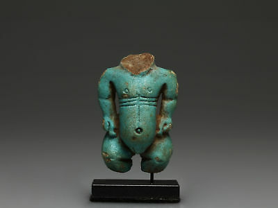 Egyptian Amulet of Pataikos