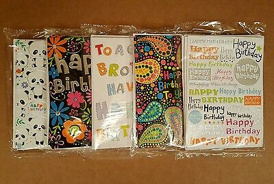Mixed greeting cards, job lot of 2,100 brand new sealed cards