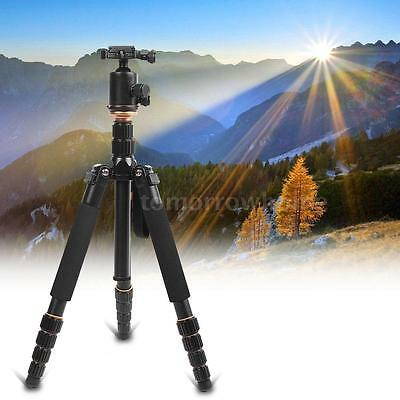 "Professional 61"" inch Heavy Duty Tripod Monopod with Ball Head for DSLR Camera"