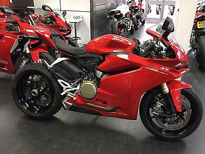 Ducati 1299 ABS Panigale Superbike motorcycle 65 Reg VGC