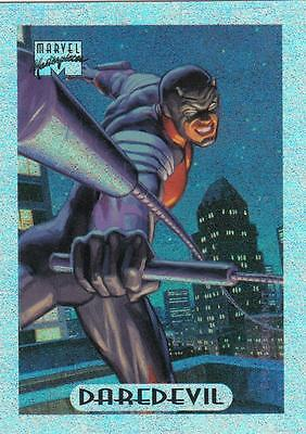 Marvel Masterpieces Ltd Edition Holofoil 3 of 10 DAREDEVIL 1994 card