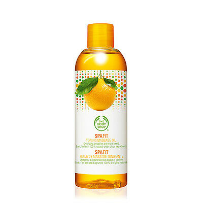 The Body Shop Spa Fit Toning Massage Oil 150 ml